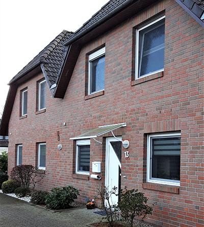 Erlhorst 11-13-15, Delmenhorst, Ansicht