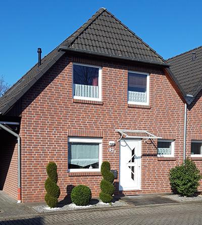 Erlhorst 12/12a, Delmenhorst, Ansicht Gebäude